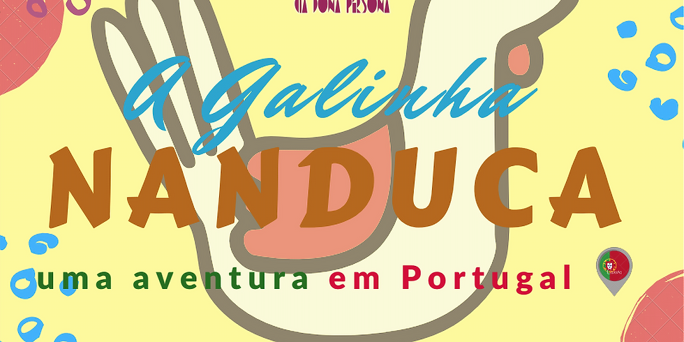 Teatro Infantil- A Galinha Nanduca