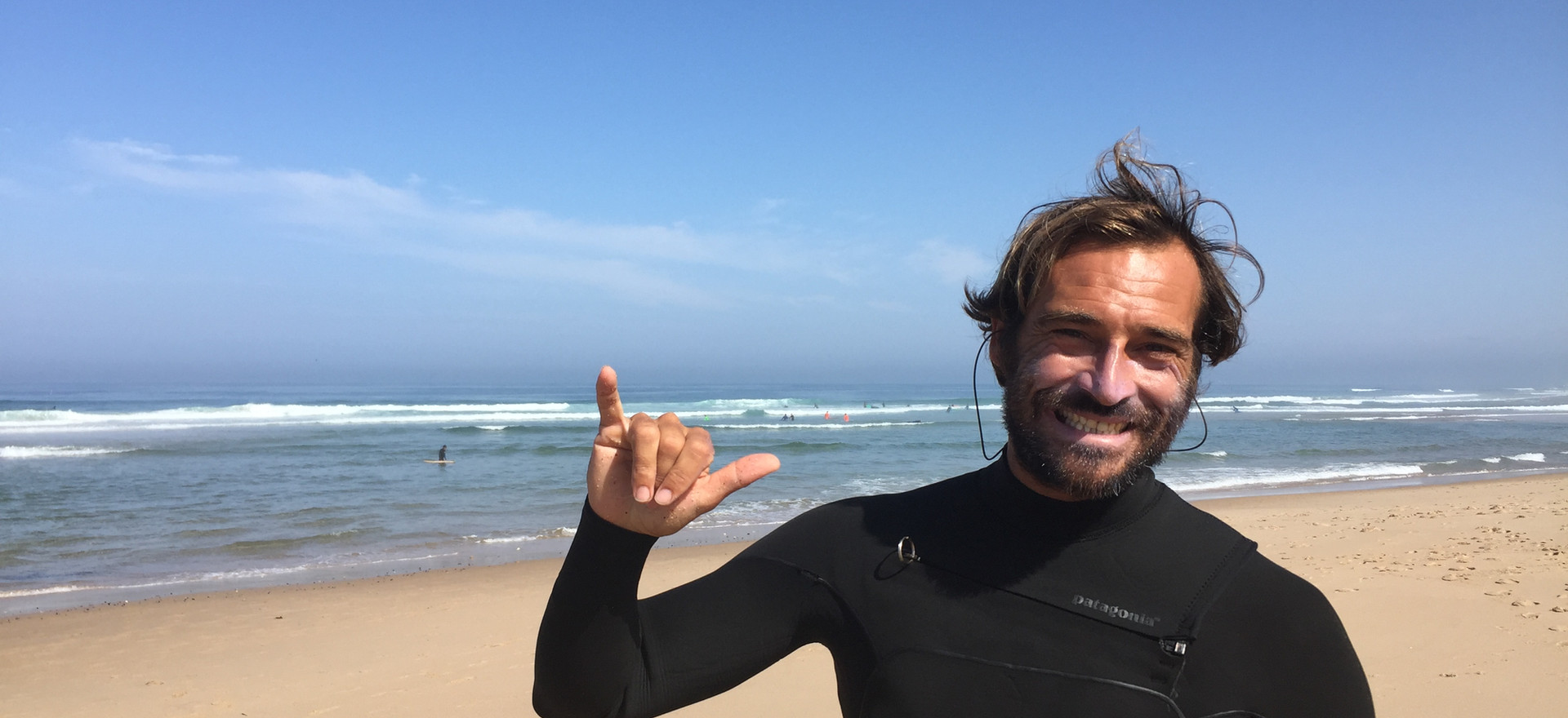 João Macedo Surf School Awake retreat Sintra