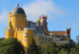 Pena Palace Sintra, Palacio da Pena, Sintra monuments