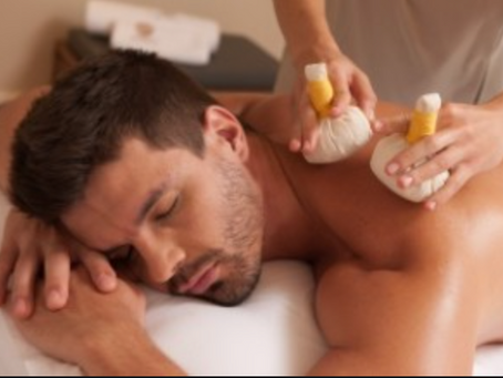 Massagem Ayurveda Tradicional
