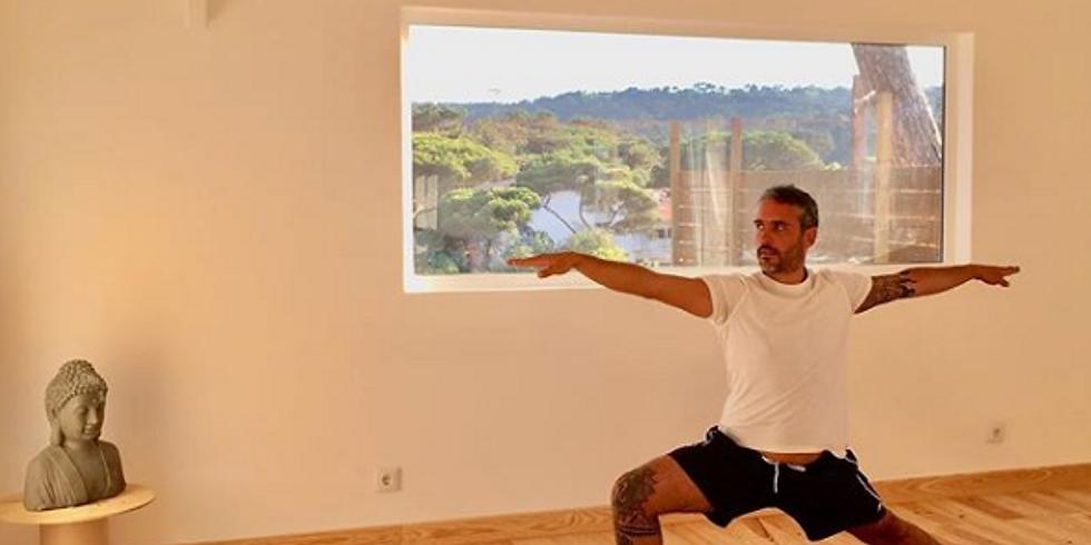 Yoga Intensive with Pedro Morais