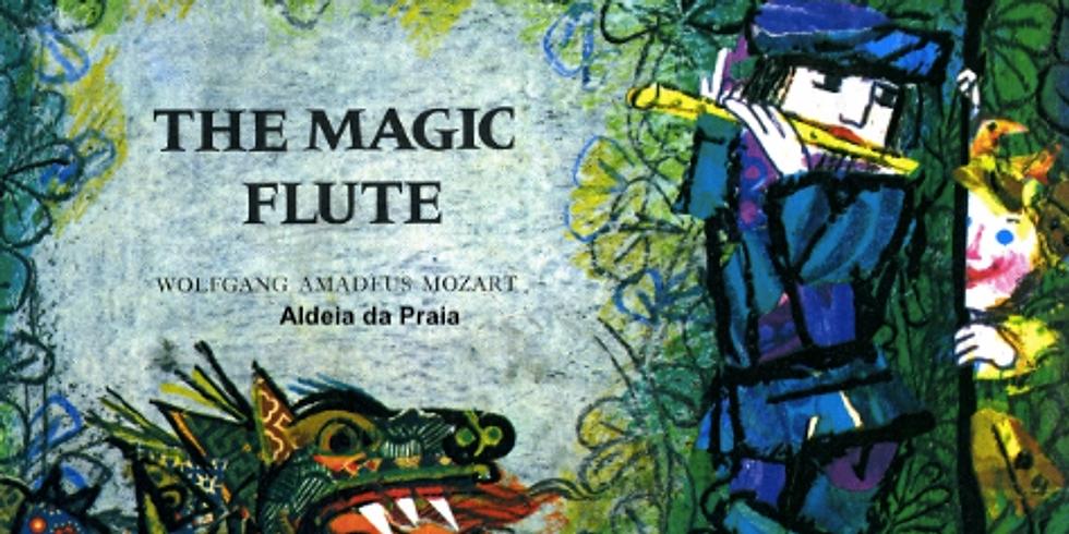A Flauta Mágica- Teatro para Crianças