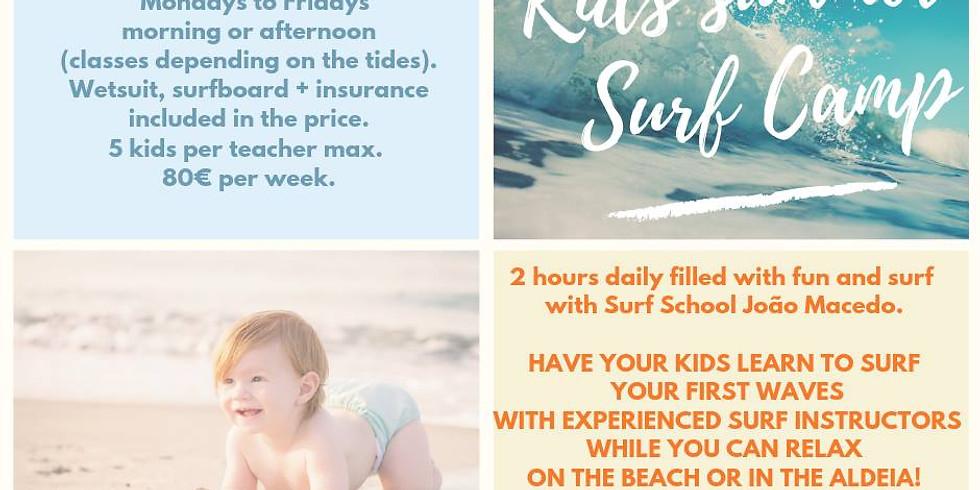 Surf Camp for Kids