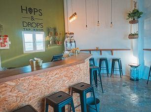 Hops & Drops, Aldeia da Praia,Tap room, artisan beer