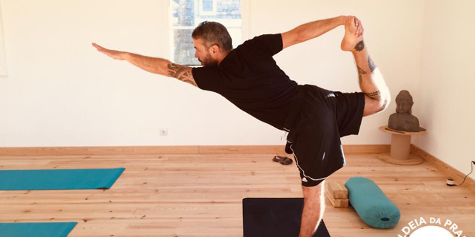 Yoga Intensivo com Pedro Morais
