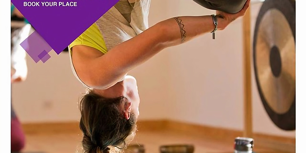 Aerial Yoga and Soundhealing