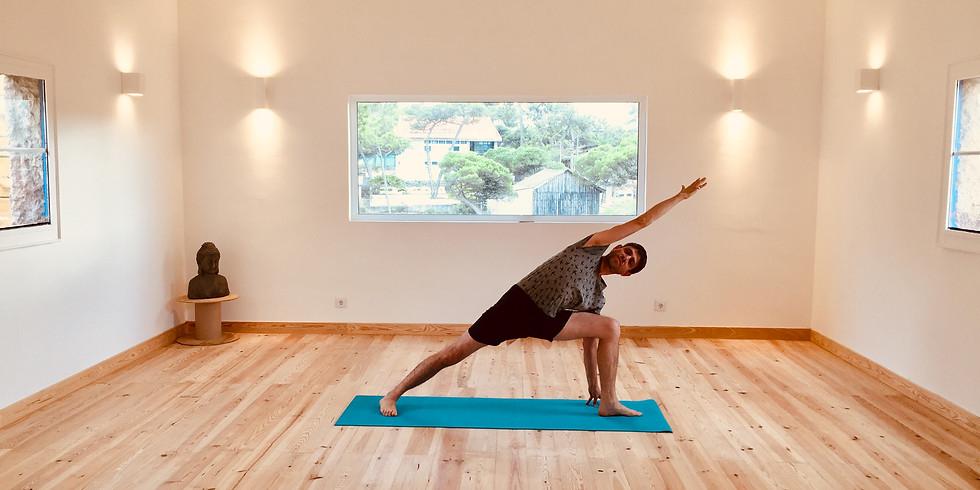 Free Iyengar Yoga Class- Aula aberta gratuita