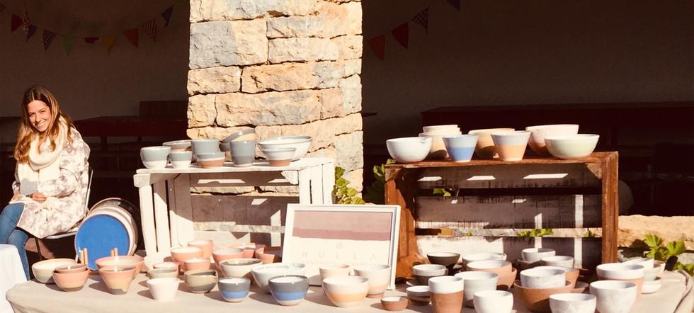 market artisan aldeia da praia