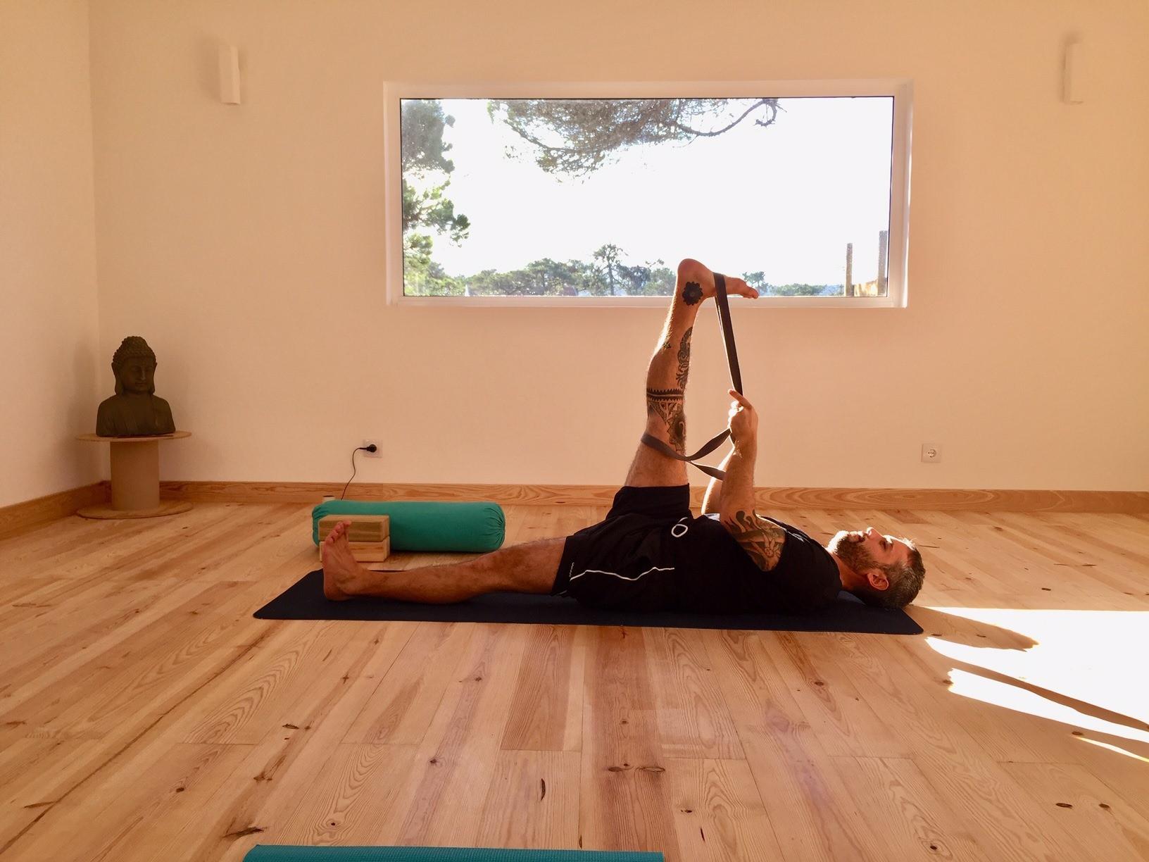Hatha Yoga Pedro Morais