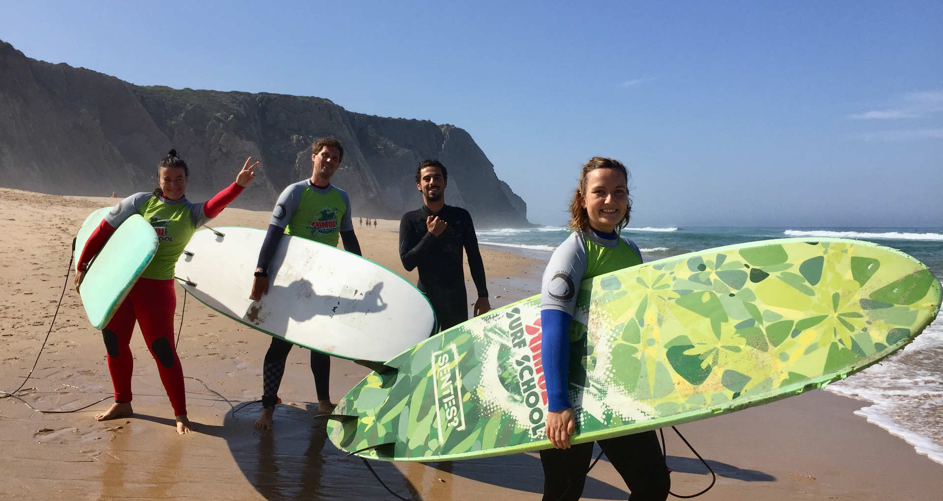 Oasis Sintra Surf and Yoga