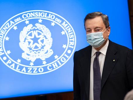 Nuovo Decreto Draghi Covid: regole fino a Pasqua e testo pdf da scaricare