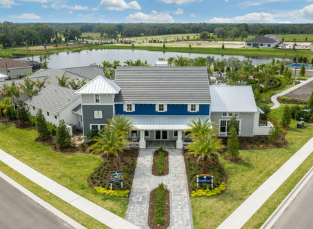 Canoe Creek Amenity & Entry - Parrish, FL