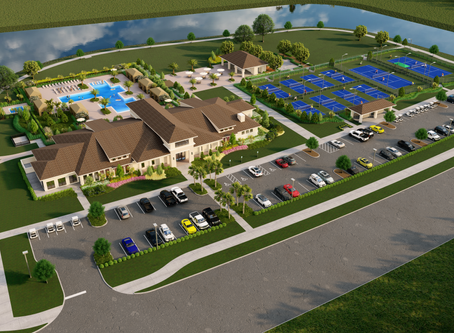 Cresswind Amenity - Lakewood Ranch, FL
