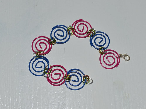 Whirly Colors Bracelet