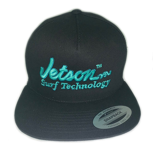 Jetson Surf Technology Embroidered Cap