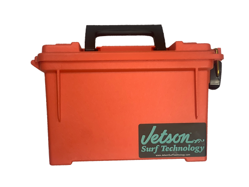 Jetson Battery Pack Dry Box