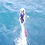 Thumbnail: 10'2 Li-ion Electric Powered Rescue Paddle Board (Full System)