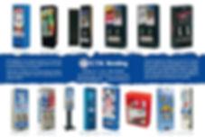 ETN Vending: Máquinas vending y máquinas minivending. Expendedoras