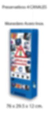 Máquina vending preservativos
