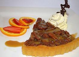 pecan pie, desserts, fish, steak, chicken, vegetarian, gluten-free, pizzas, pasta, family restaurant, upper hutt