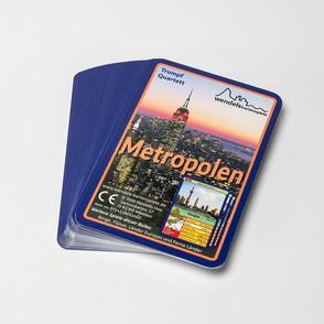 Städte Quartett - Metropolen der Welt