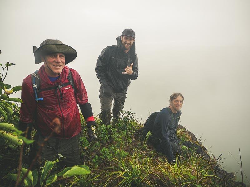 group photo on waiahila'hila