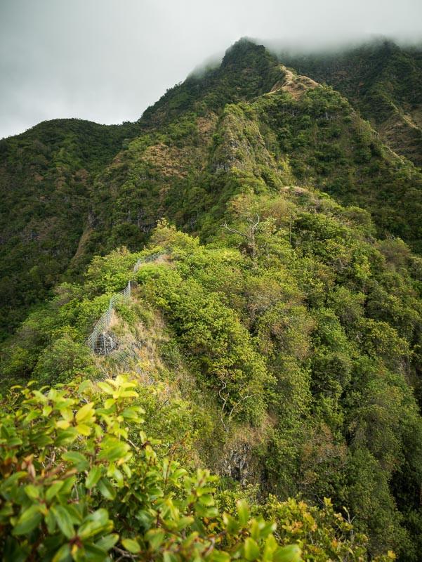 ridge up ka'ala