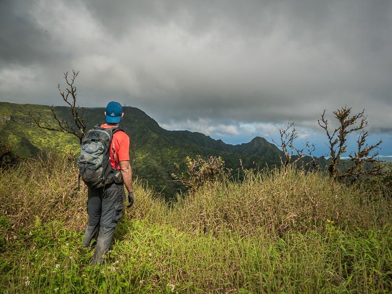 top of kalena peak