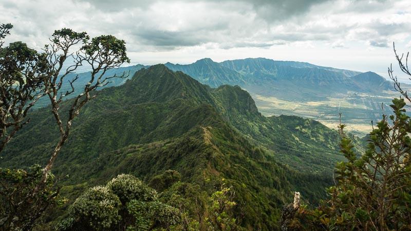 waianae range from ka'ala
