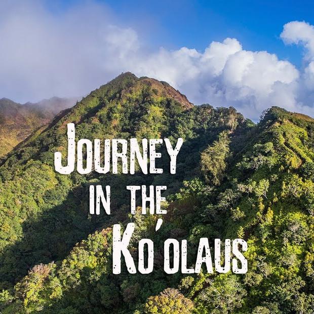 Adventure in the Ko'olau Mountains