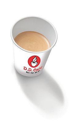 Gobelets café 1.7 dl - carton - x 100