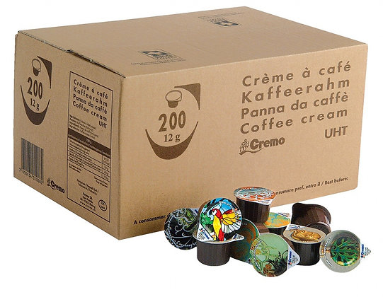 Crème à café - cremo - 200x