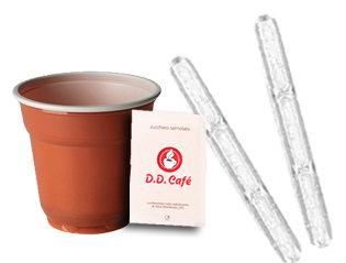 Kit Gobelet 80cc - sucre - spatule x 50