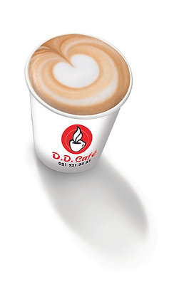 Gobelets cappuccino 2.0 dl - carton - x 100