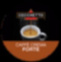 Café crema forte