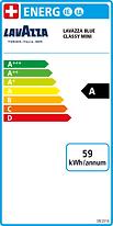 Energie Zertifizierung Lavazza BLUE Clas