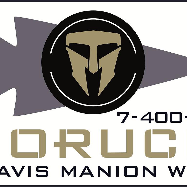 Houston Rucking Club Travis Manion Wod