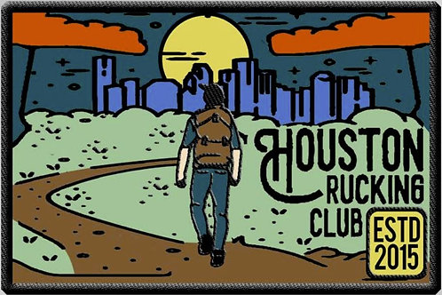 Houston Rucking Club Patch