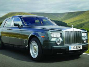Really Regal Roading in a Rolls-Royce Phantom