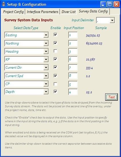 Survey_Config