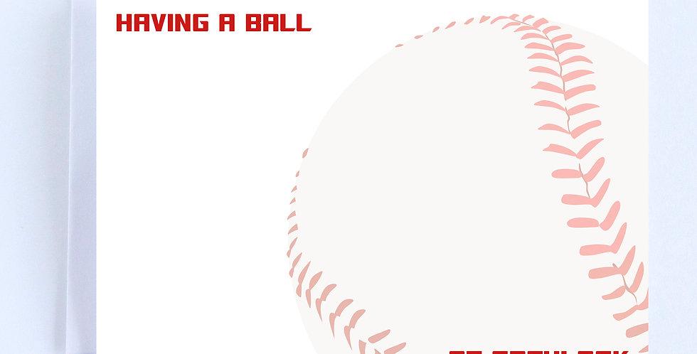 Faded Sports - Baseball - Boxed Set of 10