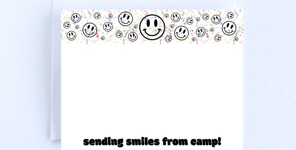 Splatter Smiley Face - Boxed Set of 10