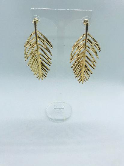 Chic Leaves  Earrings
