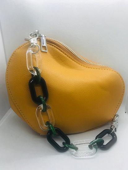 Autumn Love Acrylic Bag