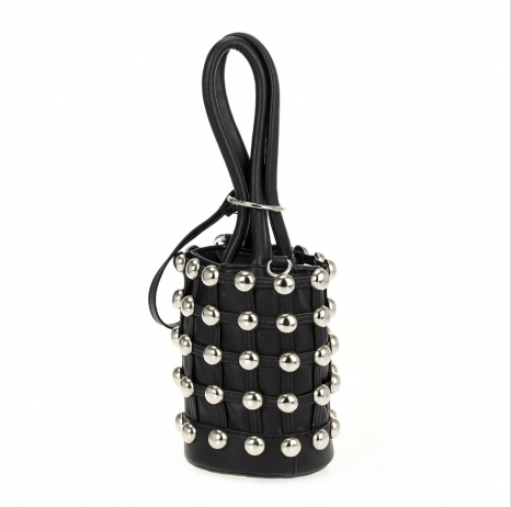 Chic'ly  Studdded Bag