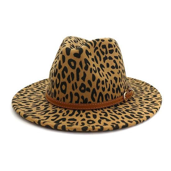 Fierce Arrival  Panama Hat