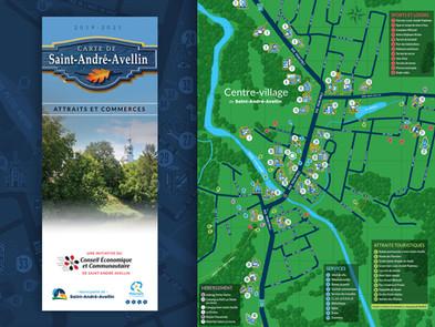 Conseil écoonomique et communautaire de Saint-André-Avellin