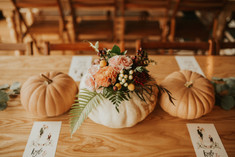 September Michigan Wedding Florals