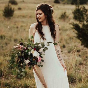 Boho Bride   Clarkston, Michigan Wedding