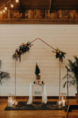 Boho Weddings in Ann Arbor Michigan at the Black Barn Vineyard. Wedding Greenery Wedding Decorations Wedding Arch Wedding Centerpieces.